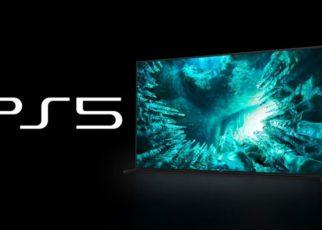 Sony's PS5