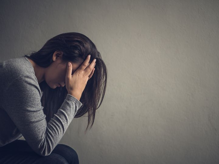 Stressed woman iStock 865618914 spukkato