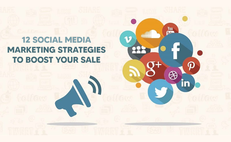 12 Social Media Marketing Strategies