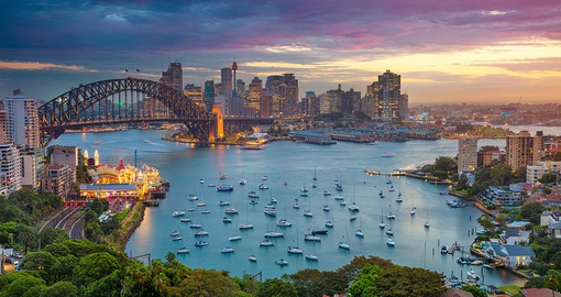 Attraction Points in Australia for Holidays