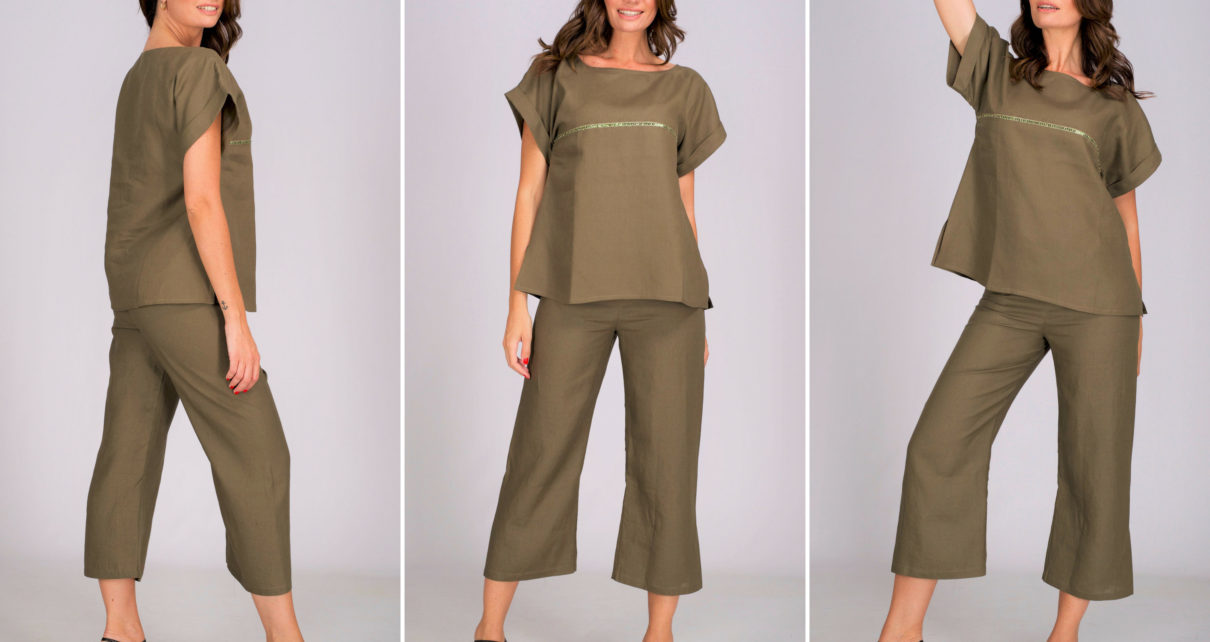 How to Turn Women Linen Trousers into Success