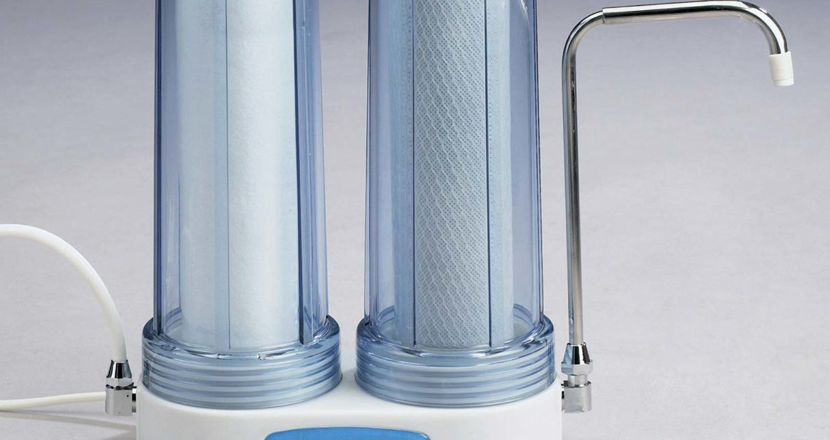 Tap water filtration system