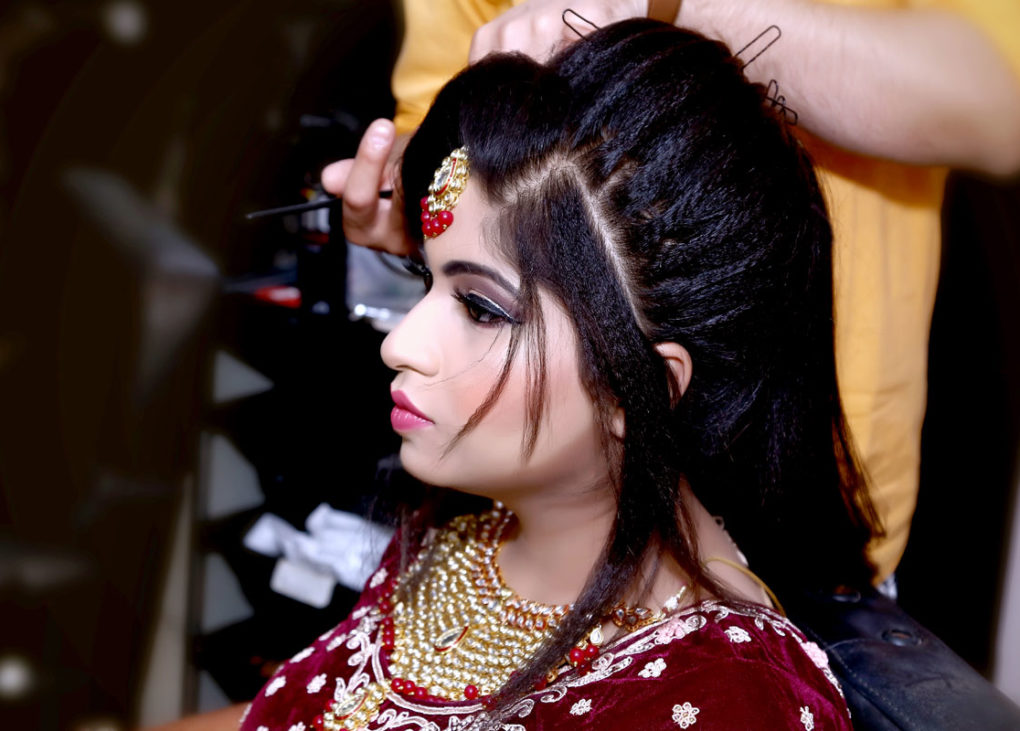 hair styling course in delhi