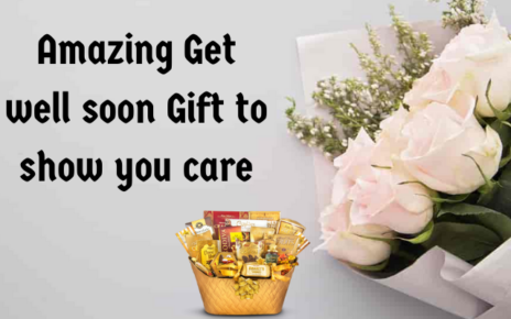 Amazing Get well soon Gift to show you care
