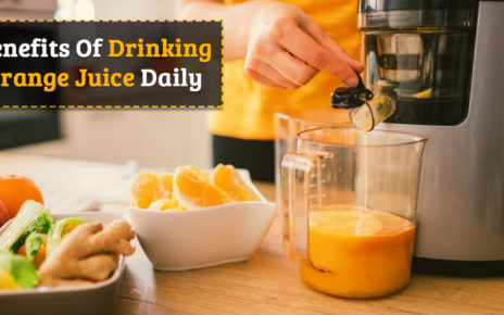 Is it right to drink orange juice every day