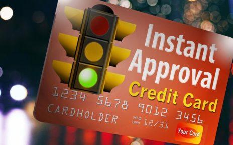 instant credit card online