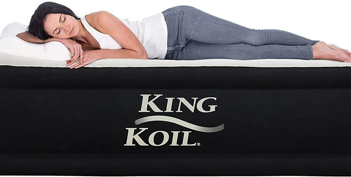 mattress for heavy person