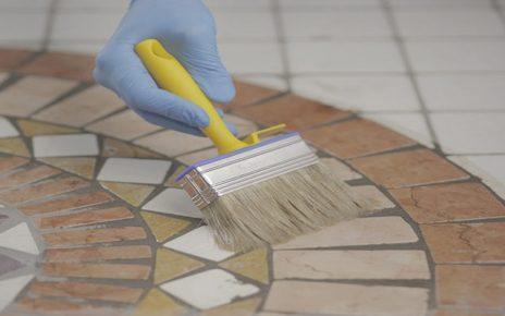 tile sealing