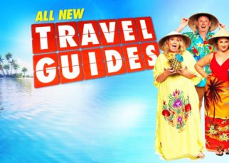 travel guides casting extended