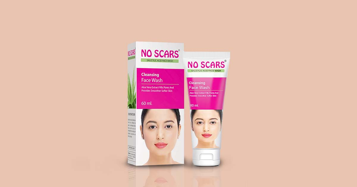 scar facewash