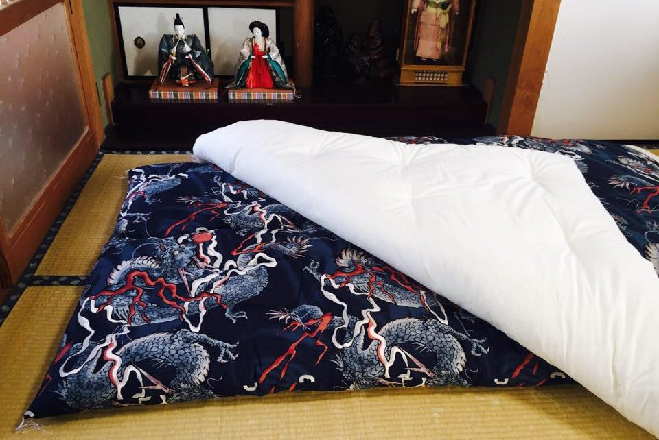 Japanese Futon Bed