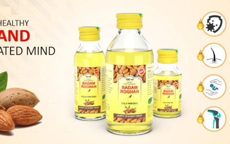 badam rogan oil for hair