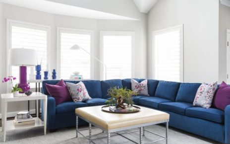 patterned+pillows+on+sectional+sofa