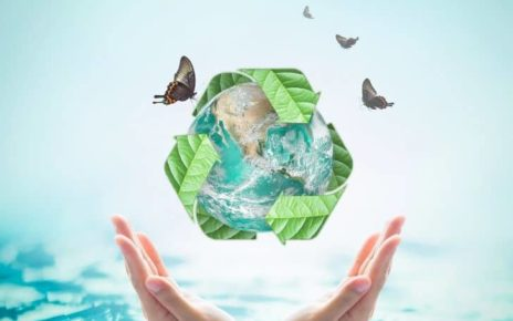 earth globe recycling sustainable living